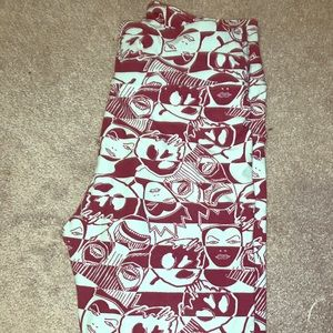 Disney Lularoe one size leggings